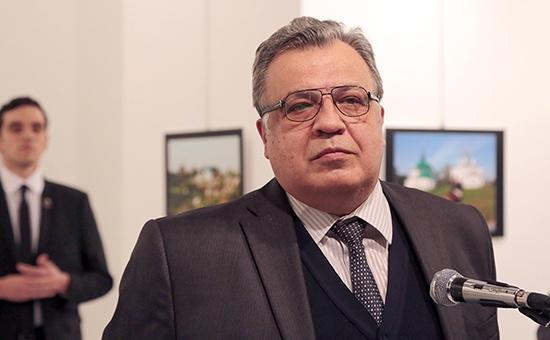 МИД Азербайджана осуждает убийство посла Российской Федерации вТурции