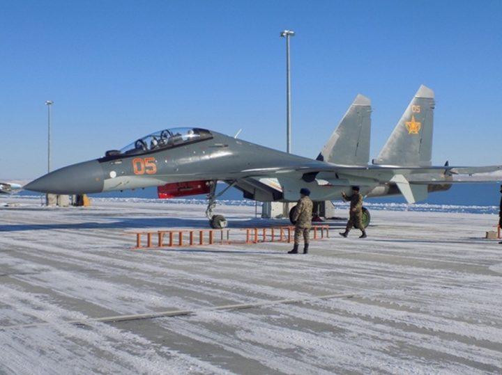 В2015 году Беларусь неполучит русские истребители Су-30СМ