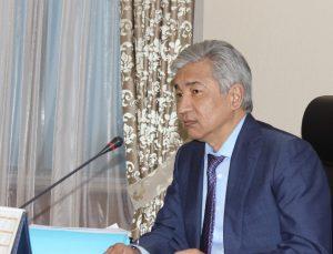 вице-премьер Тасмагамбетов