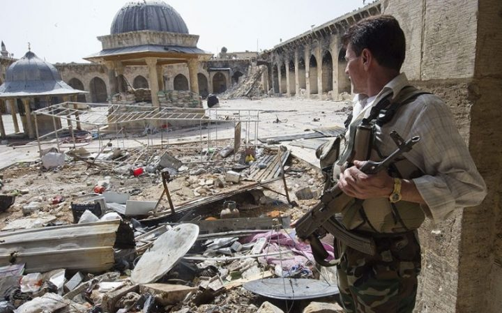 Турция обозначила сроки установки перемирия вСирии