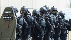 антитеррор спецслужбы спецназ