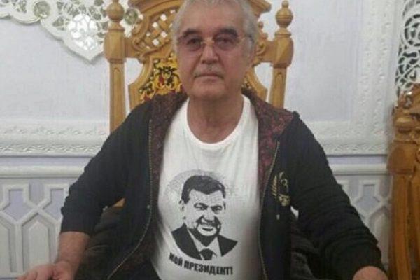 Избрание Мирзиёева президентом Узбекистана