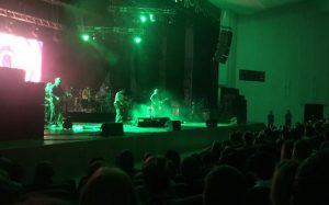 "концерт ""Сплина"" скандал"