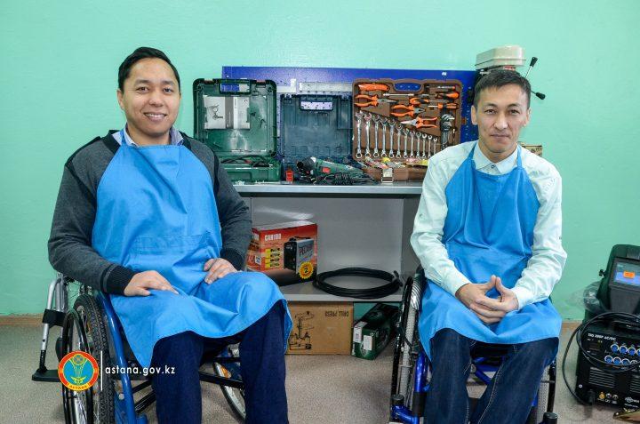 сервис по ремонту инвалидных колясок