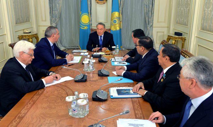 Президент Казахстана призывает Трампа ксотрудничеству вурегулировании «украинского кризиса»