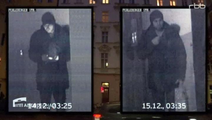 После теракта камеры засняли Аниса Амри умечети вБерлине