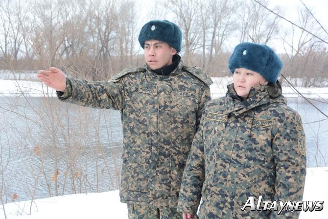 спасшие девушку военные нацгвардии