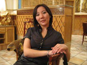 финансист Дана Джарлыгапова