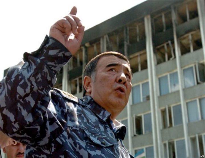 Зокир Алматов