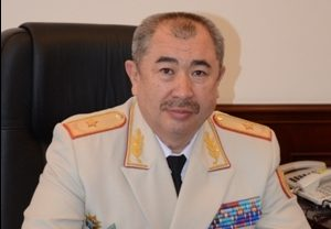 заместитель министра внутренних дел