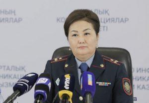 заместитель начальника Департамента миграционной полиции МВД РК