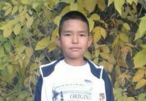 убитый в Алматы подросток