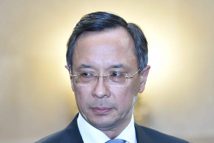 министр иностранных дел РК