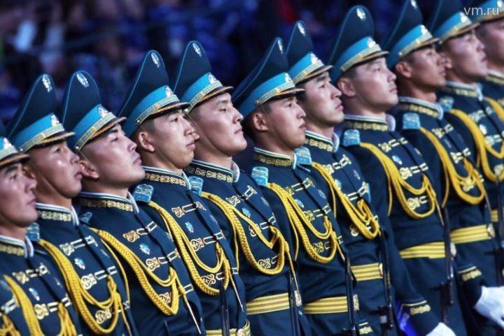 "Президентский полк ""Айбын"""