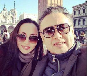 Баян Есентаева и Турсенгали Алагузов