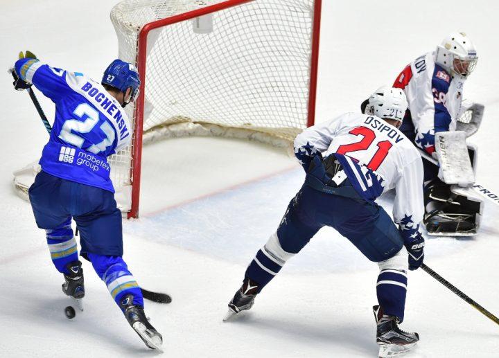 кхл барыс хоккей