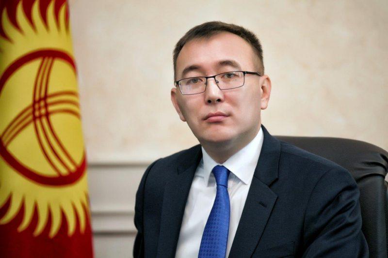 Толкунбек Абдыгулов