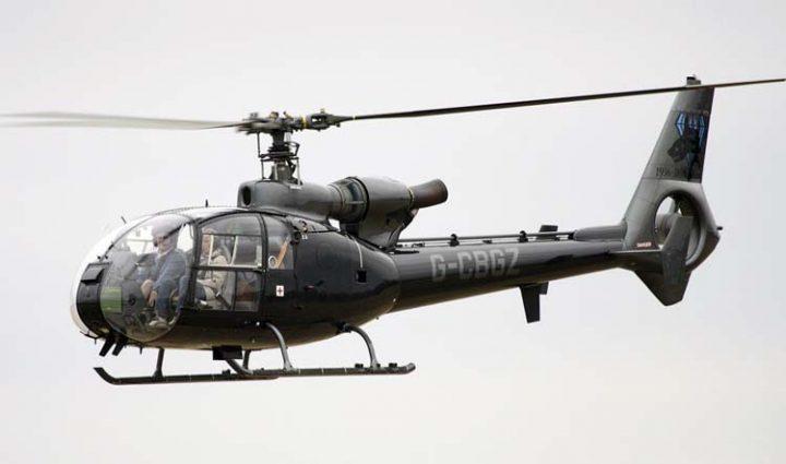 Вертолет Gazelle SA341