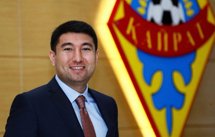 Генеральный директор ФК «Кайрат»
