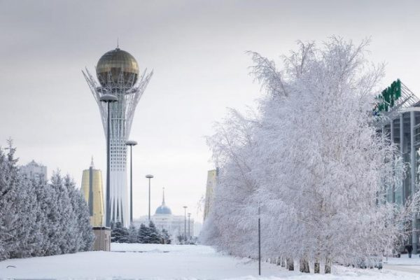 Astana 600x400 - In the capital plan to link the three parts of the city