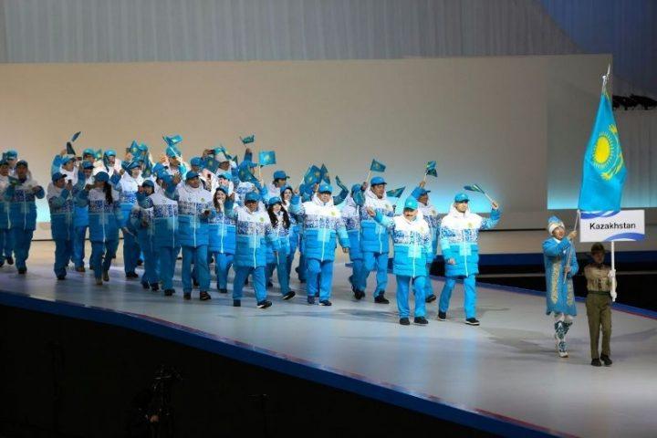 казахстанцы на Азиаде в Японии