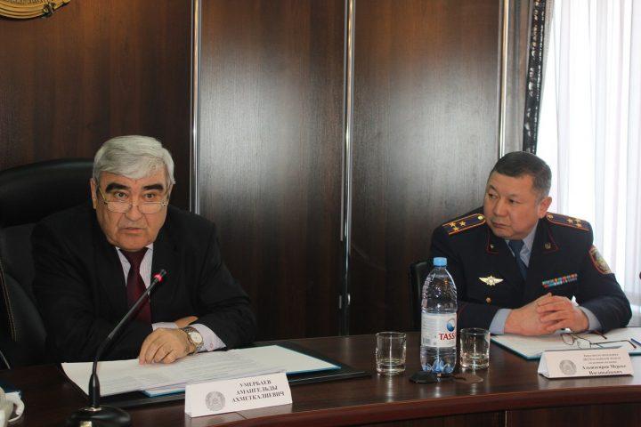 Умербаев и Омаргазин