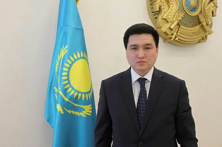 Бахтияр Омарханов