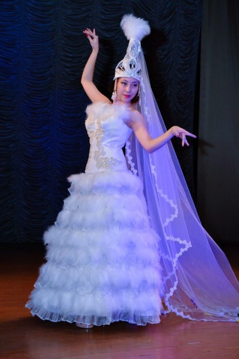 Алуа Азильханова