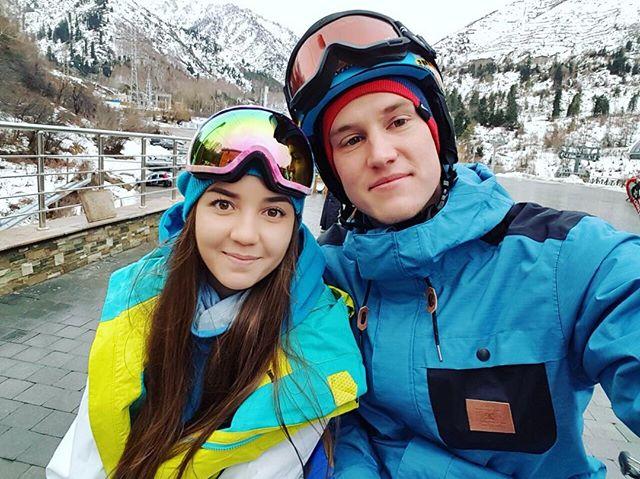 Кристина Тыныбаева и Дмитрий Баландин