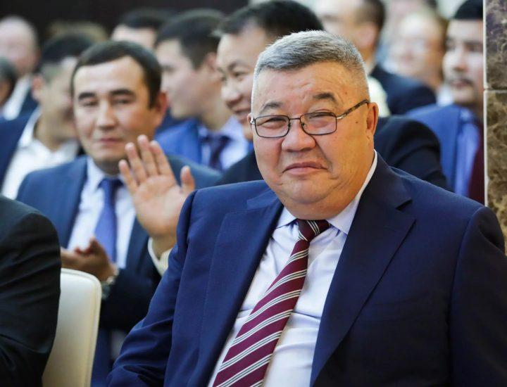 Кайрат Турлыханов