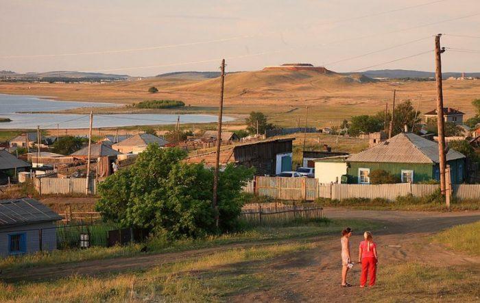 Поселок в Акмолинской области