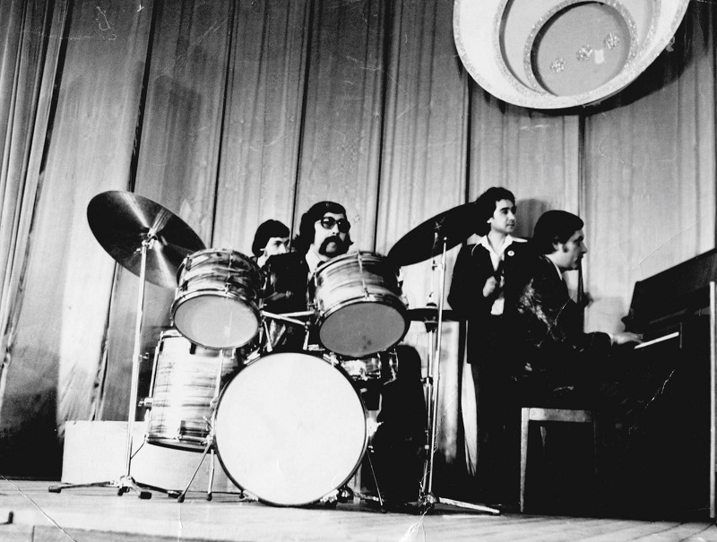 Image result for тахир ибрагимов джаз