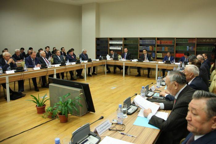 Заседание Земельной комиссии.