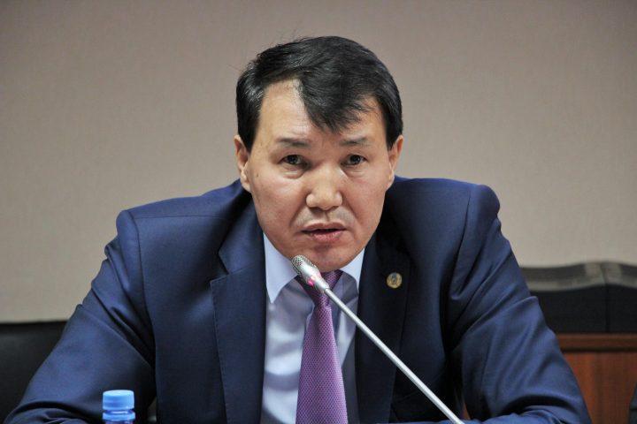 глава Агентства по делам госслужбы и противодействия коррупции