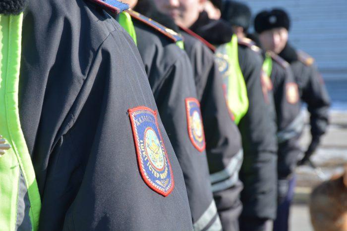 полиция рк