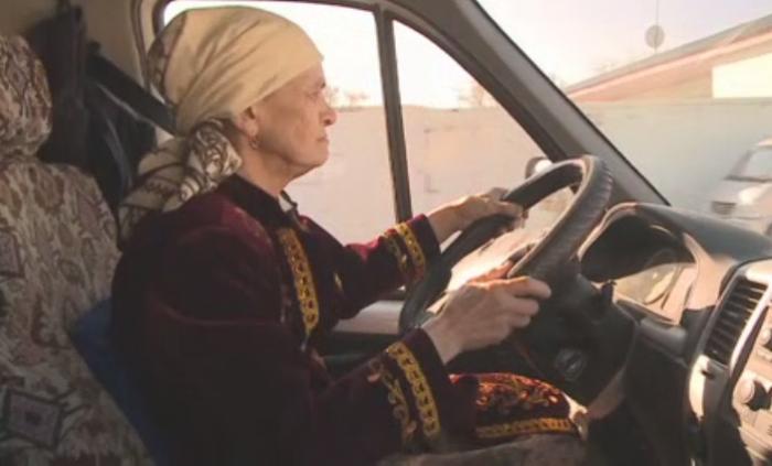"""Несипхан Садирова. Фото: """"Хабар"""""""