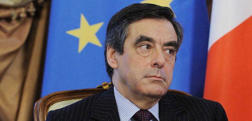 Франсуа Фийона