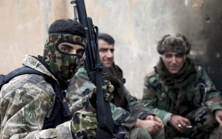 "Боевики ""Исламского государства"". Фото: Reuters"