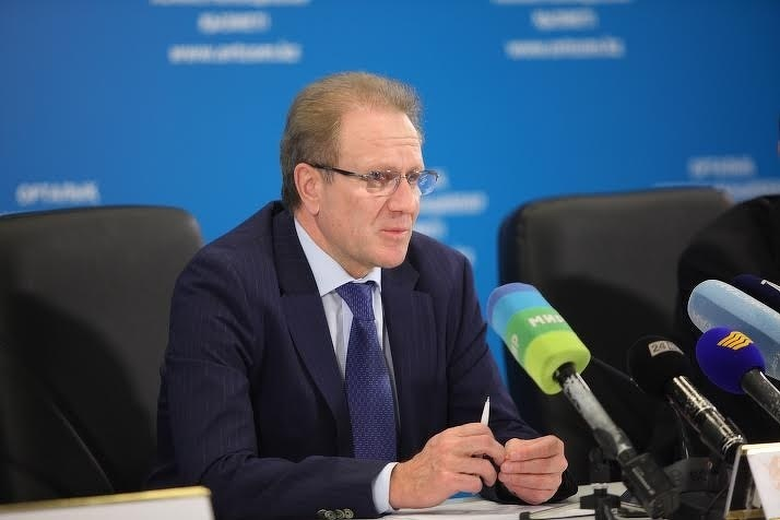 Альберт Рау стал депутатом Мажилиса ПарламентаРК