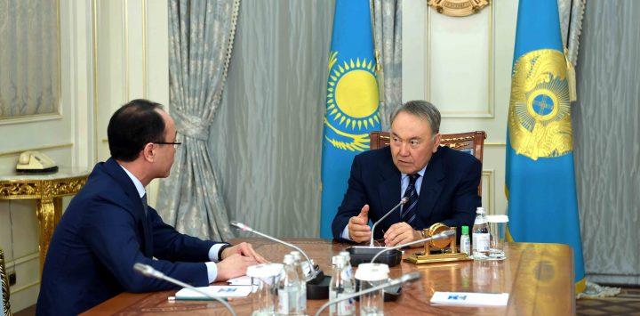 президент встретился с главой антикоррупционного агентства