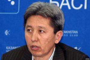 Тимур Назханов - вице-президент Ассоциации предпринимателей Казахстана