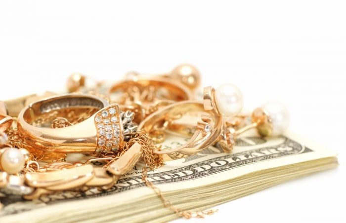 золото деньги