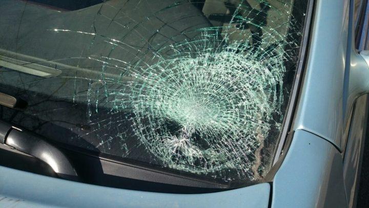 Грузовой автомобиль насмерть сбил пешехода наалматинской барахолке