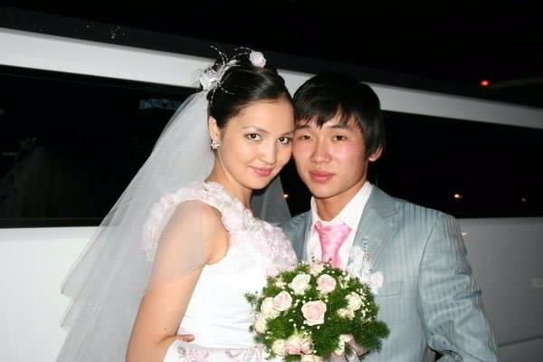 свадьба Кайрата Нуртаса