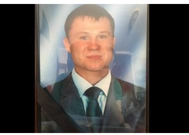 Погибший Николай Кривенко.