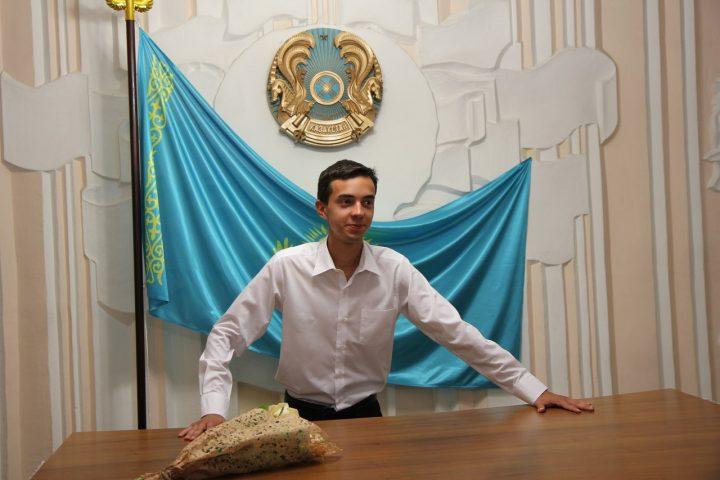 Максим Арышев. Фото: vk.com