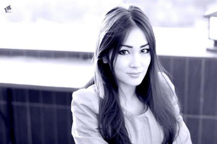 девушки в киргизии голые фото