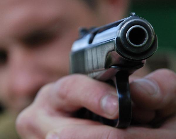 Ствол пистолет