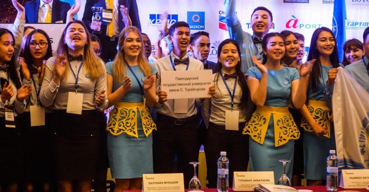 конкурс студенческих проектов Enactus