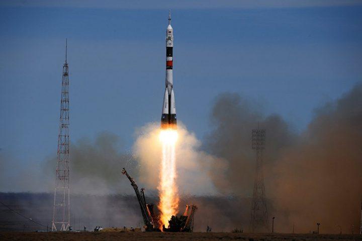 """Запуск ракеты """"Союз-ФГ"""". Фото: ria.ru"""